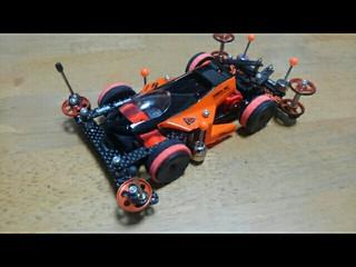 サンダーショットOB(オレンジ・ブラック)
