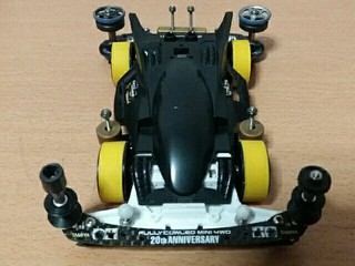 SUPER 2 CHASSIS  white