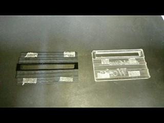 ブレーキ角度カット&ブレーキカット