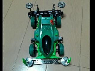 サンダーショット緑