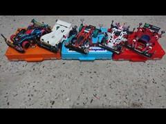 semi speed race kit