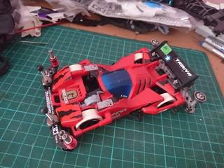 sfm chassis hidden side damper