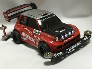 Be-1 (WRC2017 モンテカルロ仕様)