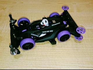 6.0号車:デクロス無加工車(MA)