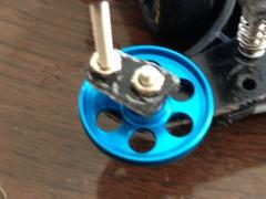 青軽量19mmローラー