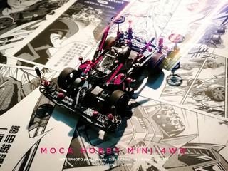 MOCA mini-4wd