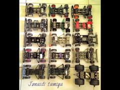 chassis mini 4wd