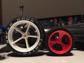 超小径タイヤ