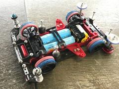 3レーン用TZ-X
