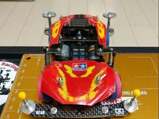 4D-Racingトルクルーザーオープンカー風