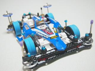 s2 アバンテMkⅡ blue&white
