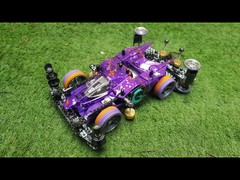 Purple Tridagger