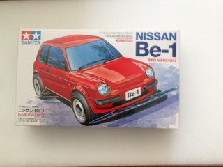 NISSAN Be-1