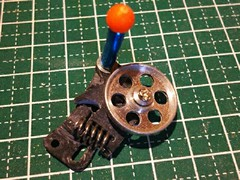 19mm専用『独立スイングアーム式スライドダンパー』