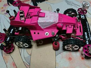ピンクエンペラー1号