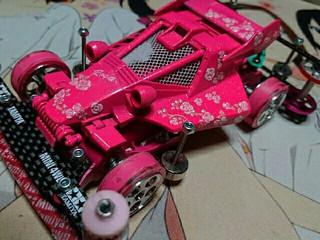 ピンクエンペラー2号