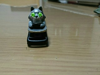 サイボーグ・オオカミ