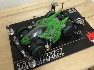 カーボンXFM 3レーン タイヤ径26.5仕様