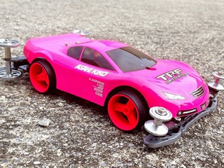 "TRF WORKS Jr ""PINKYY"""