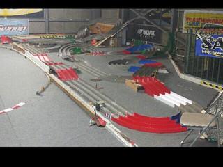 オーム模型ツインサーキット立体コース