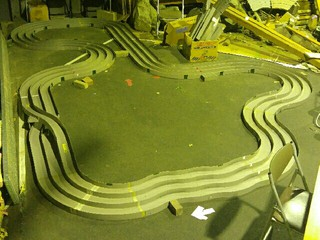 オーム模型ツインサーキットフラットコース