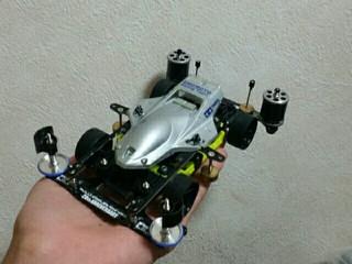 フレキ1号機