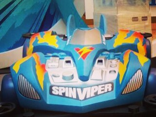 1:1 spin viper in Hong Kong