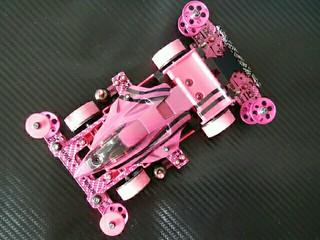ヴァンキッシュ(MA•Pink)