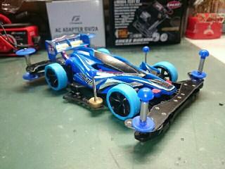 エアロアバンテ Original Blue