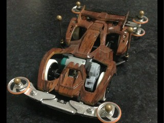 木製ガンブラスター