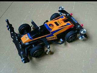 7号車v1.0:サンダードラゴン・プロトタイプ(SX)