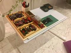 移動式ワークテーブル