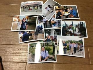 台湾の写真が到着。