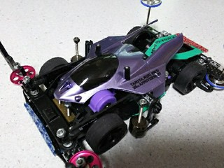 FMAR紫電