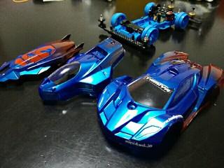 BLUE&RED三兄弟