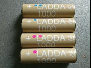 IKEA充電池