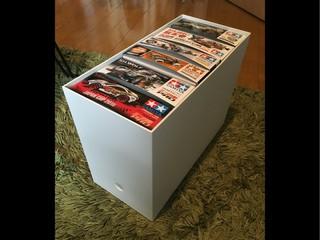 無印良品のファイルボックス(ワイド)