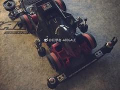 FM-AR·红黑白搭配