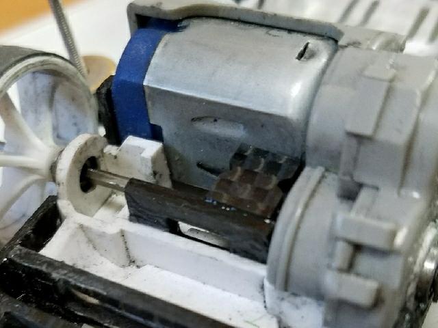 SFM用モーターサポート