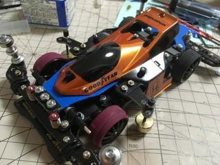 【MS】新2ndカー(仮設)【フレキ】
