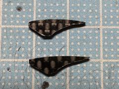 VS用インナーブレース的なカーボン補強端材