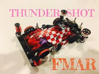 FMAR  THUNDER⚡️SHOT  メイン機