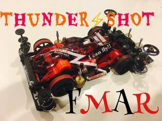 FMAR  THUNDER⚡️SHOT  サブ機