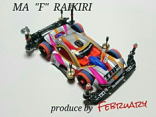 """MA """"F"""" RAIKIRI"""