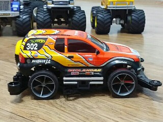 ISUZU VehiCROSS Team GEOLANDAR