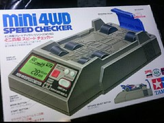 ☆★mini 4WDSPEED CHECKER✳