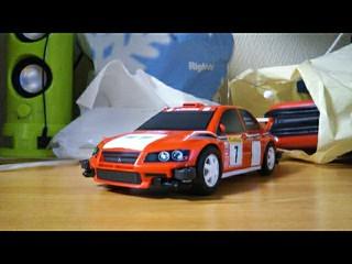 ランエボ WRC