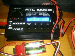 充電器 ATLAS ATC1005DC