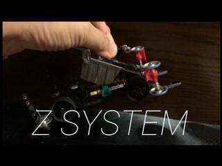 空中姿勢制御機構 − Z SYSTEM −
