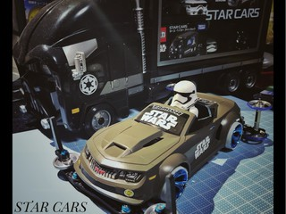 STAR CARS inSTORMTROOPER👍